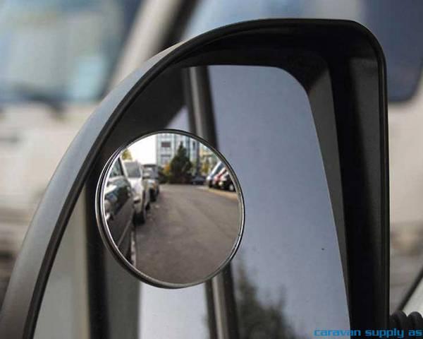 Bilde av Speil blindsone selvklebende diameter 50mm