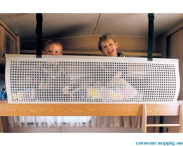 Bilde av Sikkerhetsnett til alkove/køyeseng 150x58mm