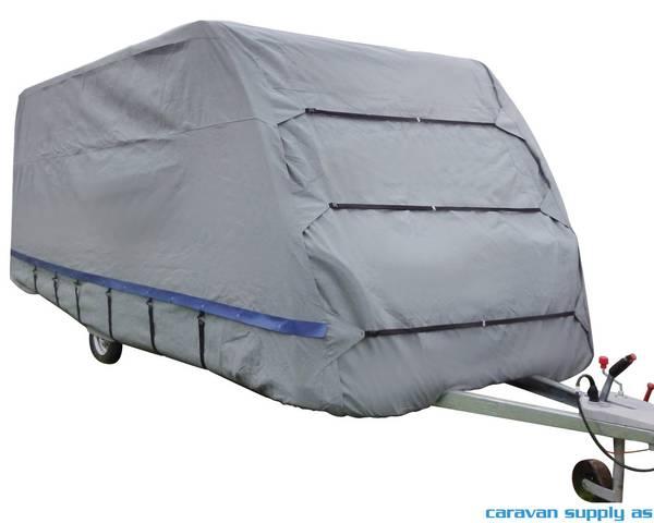Bilde av Trekk til campingvogn Wintertime L670xB250xH220