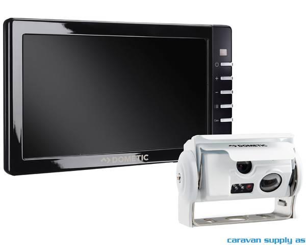Bilde av Ryggekamerasystem Dometic PerfectView RVS 794W 7