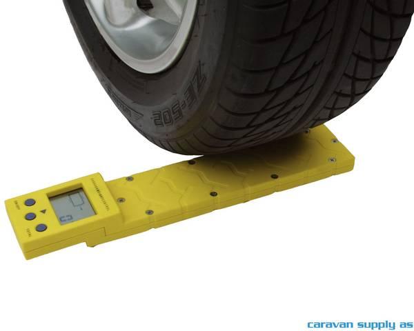 Bilde av Vekt CWC til campingvogn/bobil/tilhenger 1000kg