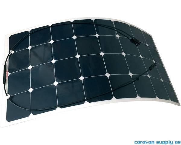 Bilde av Solcellepanel NDS SOLARFLEX m/MPPT 50W