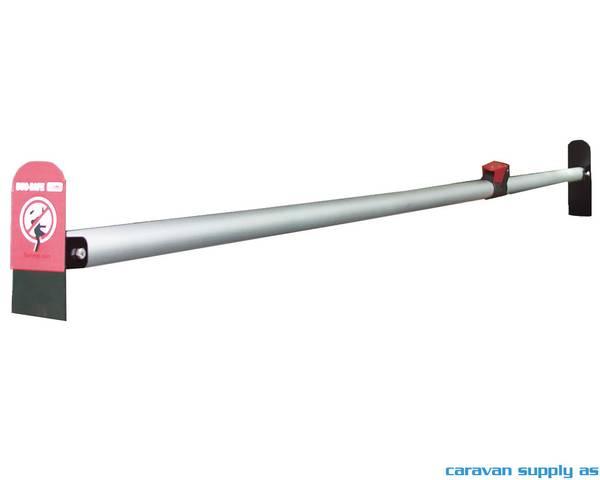 Bilde av Dørsikring Fiamma Duo-Safe Pro 119-190cm