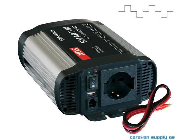 Bilde av Omformer NDS Smart-In SM400 400W modifisert sinus