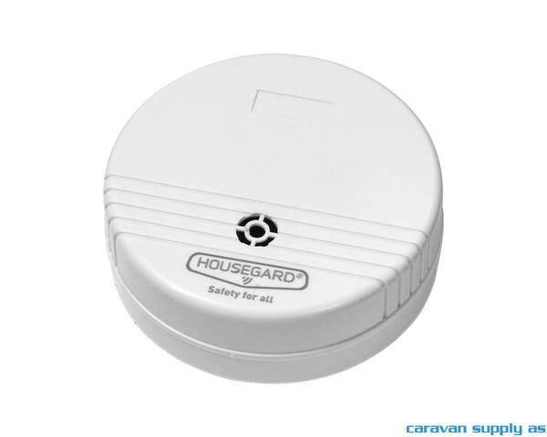 Bilde av Vannlekkasjealarm Housegard inkl. 9V batteri