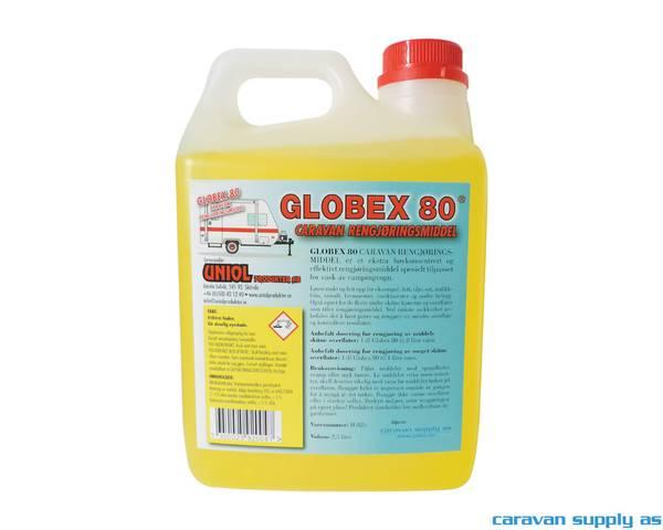 Bilde av Rengjøringsmiddel Globex 80 2,50l u/voks