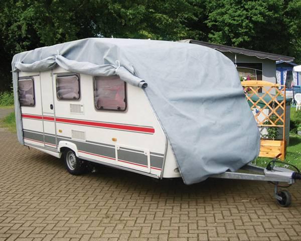 Bilde av Trekk til campingvogn 4-lag L550xB250xH220cm