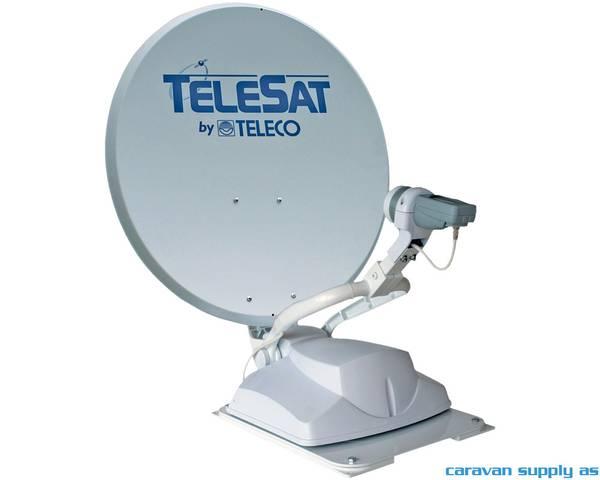 Bilde av Parabolantenne Teleco TeleSat 85cm helautomatisk