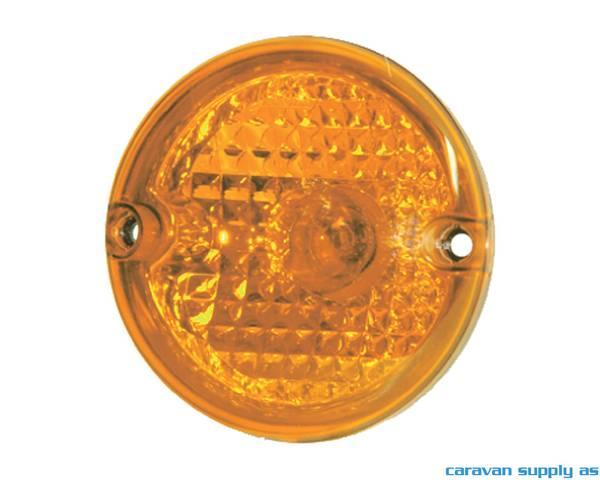 Bilde av Blinklys Jokon serie 710 Ø95mm gul