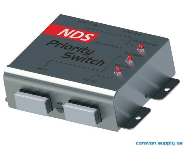 Bilde av Priority switch NDS 230V