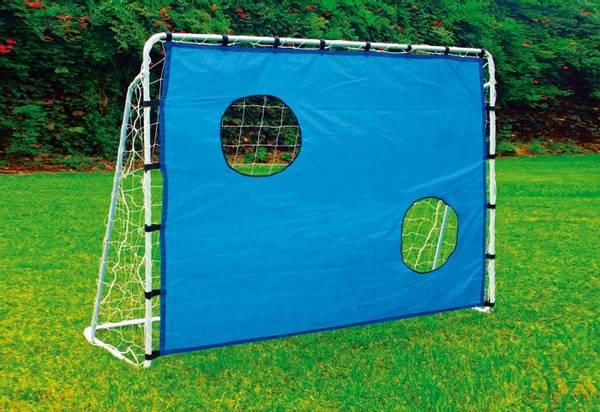 Bilde av Fotballmål med nett målvegg