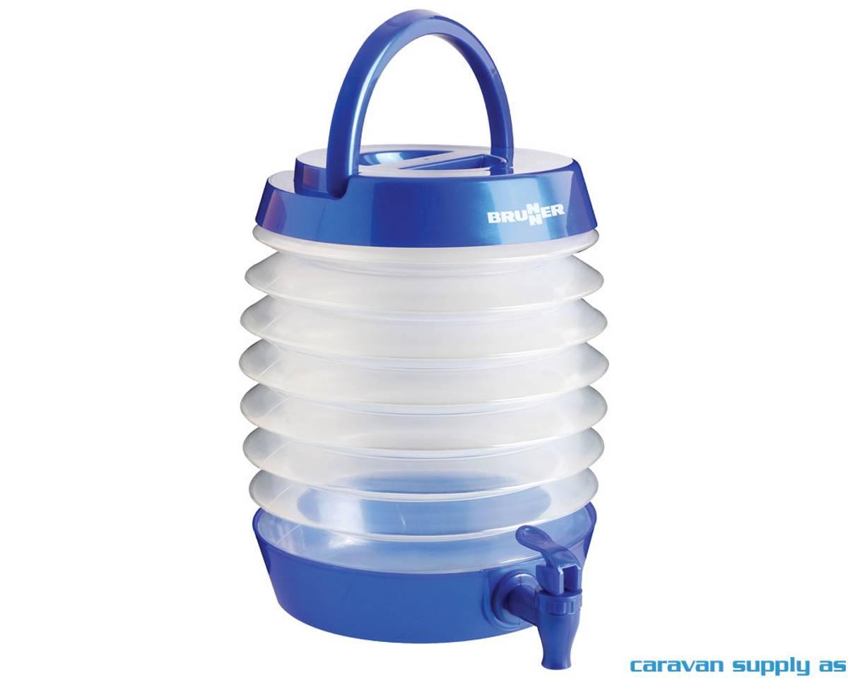 Drikkedispenser Brunner Blue Pearl 5,5l m/tappekran
