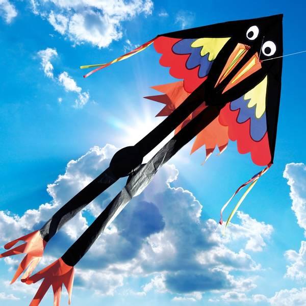 Bilde av BROOKITE – SKYBIRD DRAGE (203x102CM)