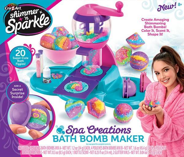 Bilde av Shimmer´n Sparkle Bath Bomb Maker
