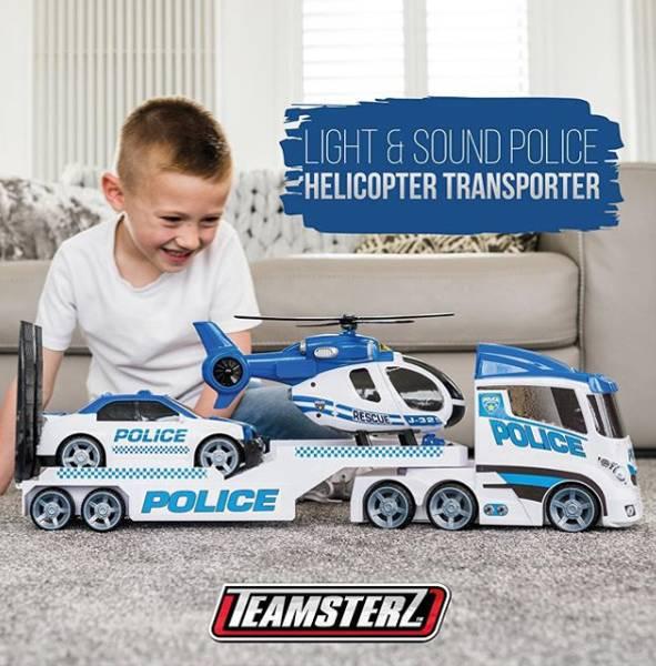 Bilde av TEAMSTERZ lyd og lys – transporter
