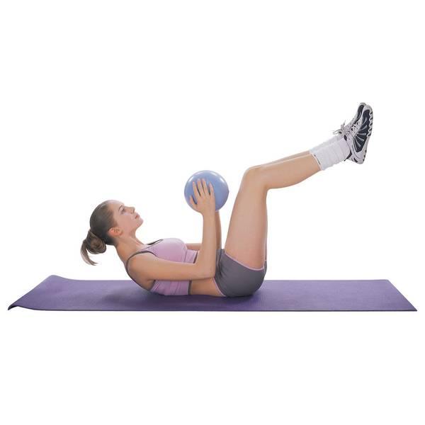 Bilde av Treningsball inSPORTline Aerobic Ball 35 cm