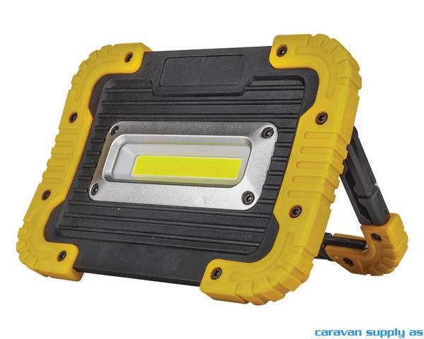 Bilde av Arbeidslampe LED oppladbar