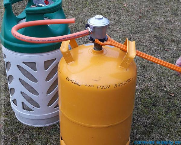 Bilde av Gassnøkkelen