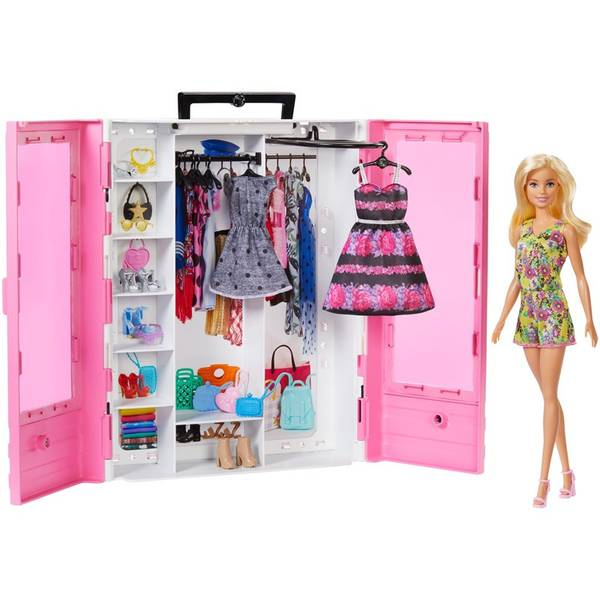Bilde av Barbie Fashionistas Ultimate Closet Doll