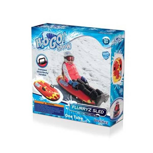 Bilde av H2OGO! SNOW – OPPBLÅSBAR FLURRYZ SLEDE (BESTWAY)