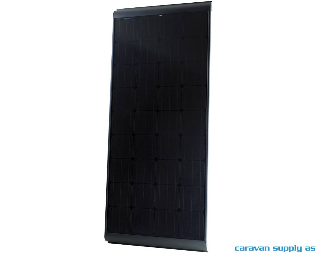 Solcellepanel NDS BLACKSOLAR m/MPPT 180W