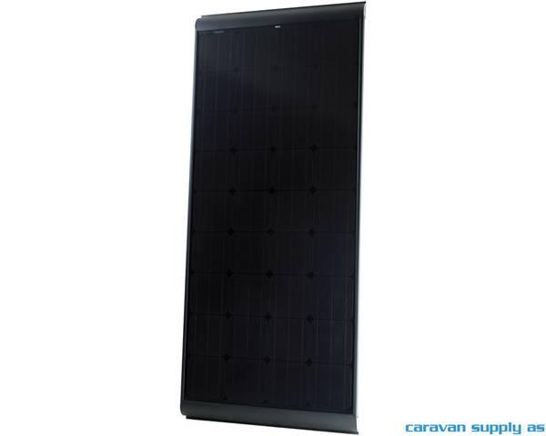 Bilde av Solcellepanel NDS BLACKSOLAR m/MPPT 180W