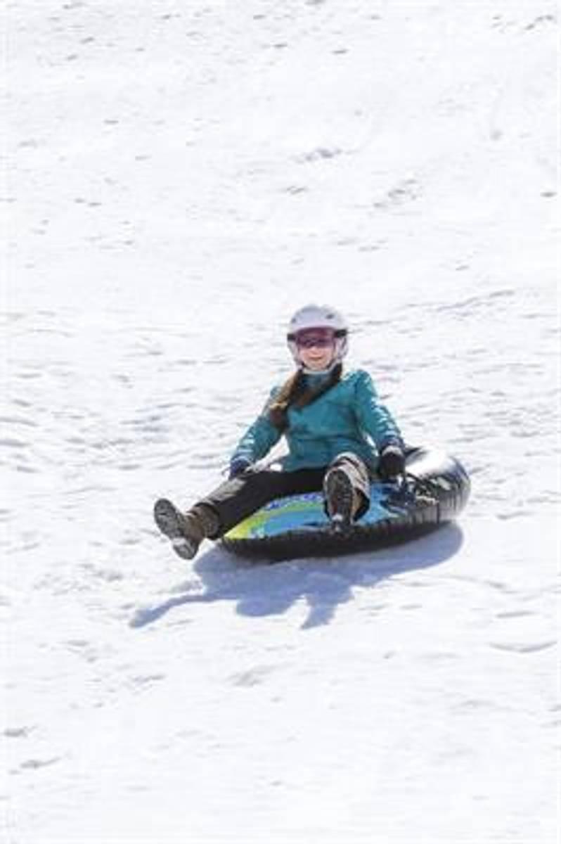 H2OGO! SNOW – OPPBLÅSBAR FROST BLITZ SNØ-RING