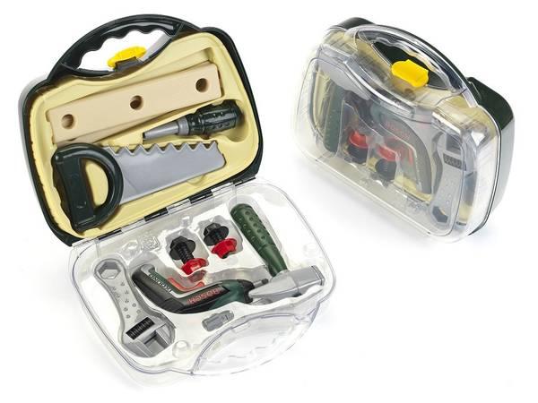 Bilde av KLEIN – Bosch koffert m/verktøy og drill