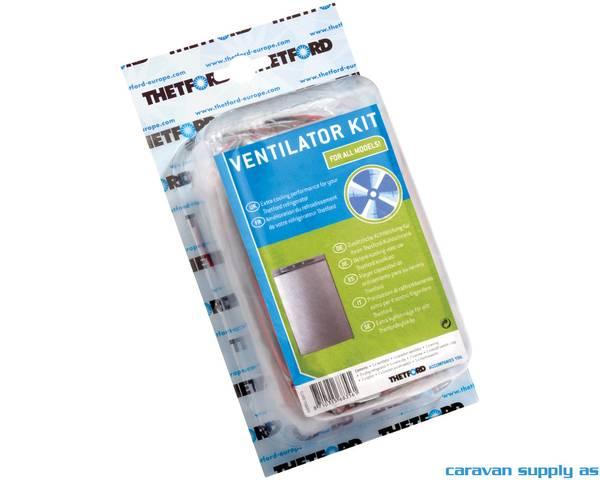 Bilde av Viftesett til kjøleskap Thetford 12V