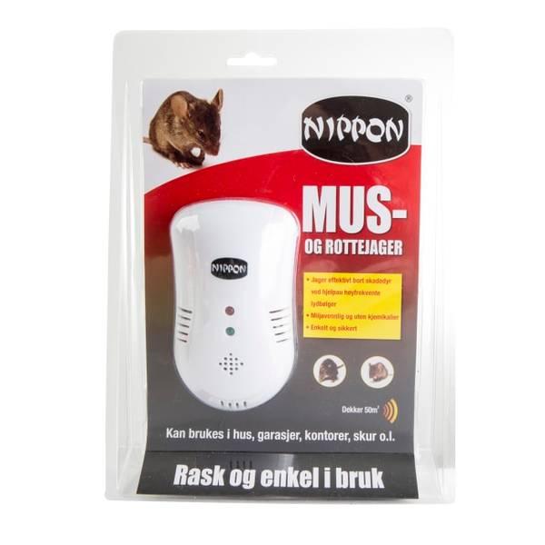 Bilde av Nippon mus og rottejager