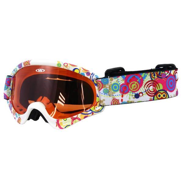 Bilde av Slalombriller goggles WORKER Sterling for barn