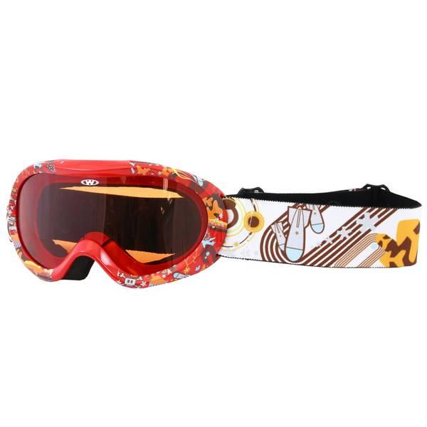 Bilde av Junior slalombriller goggle WORKER Doyle