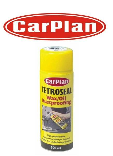 Bilde av Carplan Tetroseal Wax / Oil Rustproofing