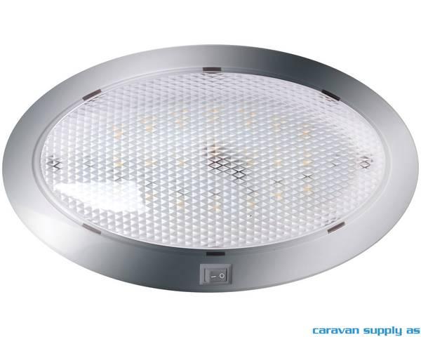 Bilde av Lampe Brunner Orion LED sølvgrå
