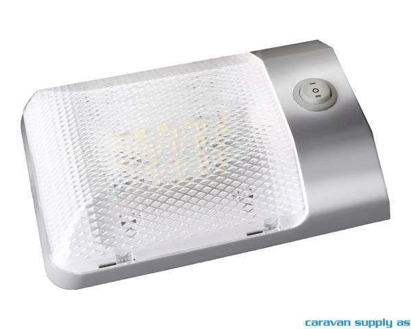 Bilde av Lampe Brunner Auriga LED sølvgrå