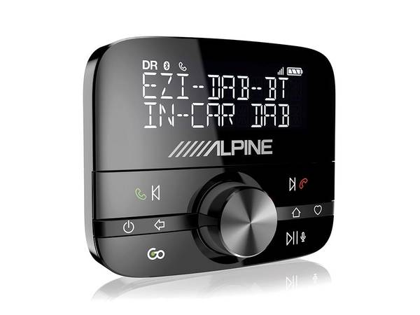Bilde av DAB+ adapter, universal - Alpine EZi-DAB-BT DAB+
