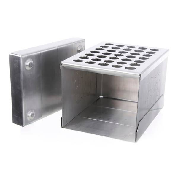 Bilde av Bålboks 20,5x15,5x14cm stål