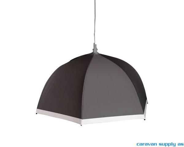 Bilde av Lampe Brunner Sixray LED 230V grå