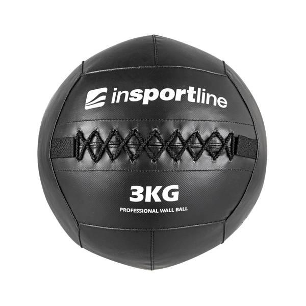 Bilde av Medisinball inSPORTline Walbal SE 3 kg