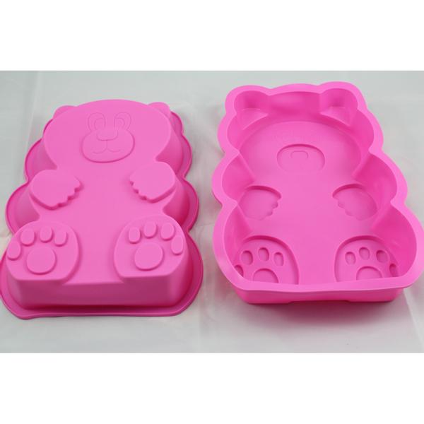 Bilde av Kakeform i silikon *Bamse*