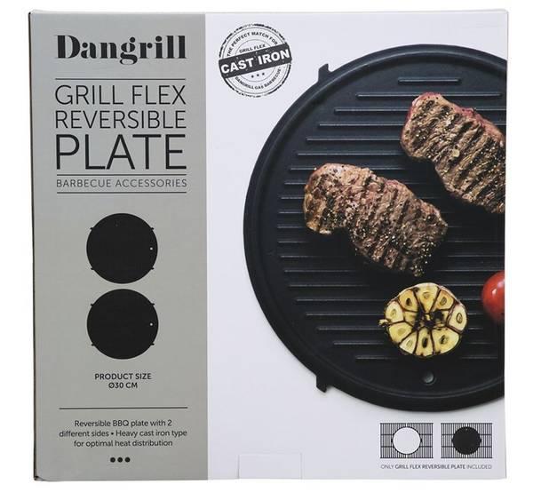 Bilde av Dangrill grillplate FLEX 30cm