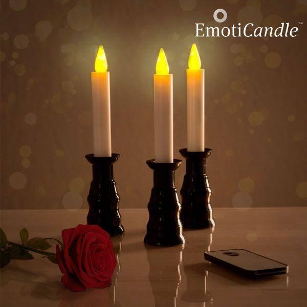 Bilde av EmotiCandle Romantic LED Lys (pakke m/3)