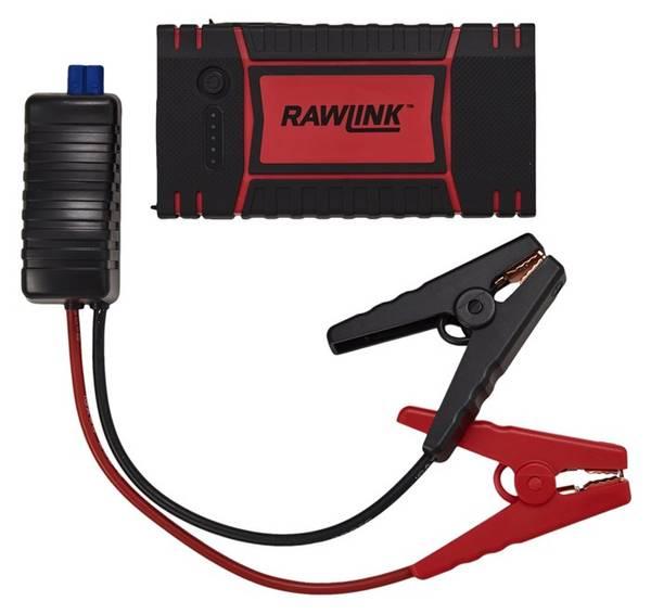 Bilde av RAWLINK kompakt Powerbank med starthjelp