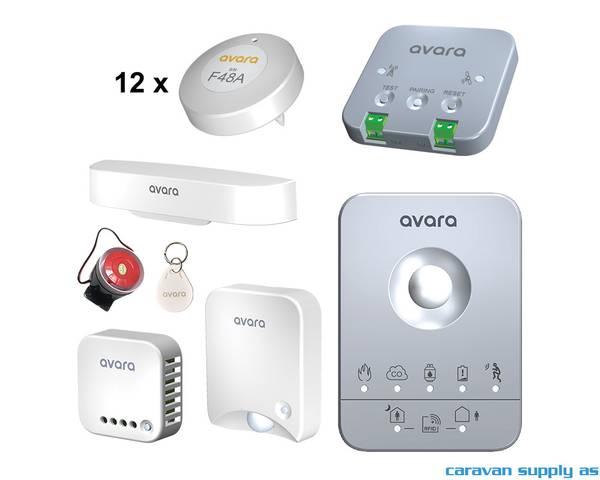 Bilde av Alarm Avara Premium (Moist + Basic)