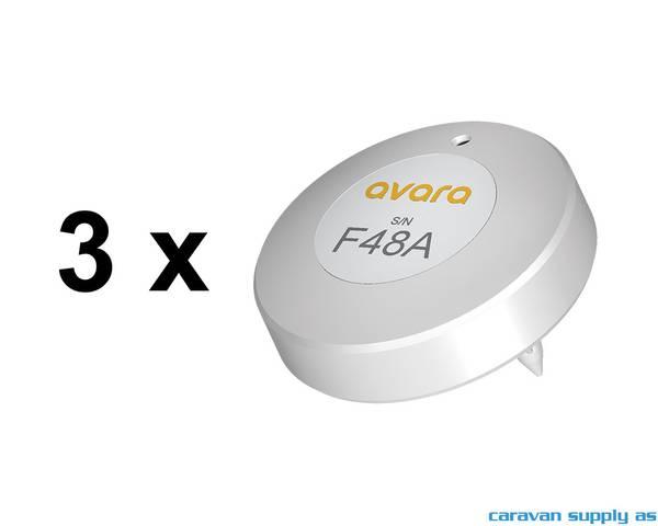 Bilde av Avara fuktsensor 3-pack
