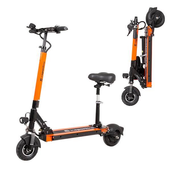 Bilde av E-scooter inSPORTline Skootie Pro 8 m/ sete