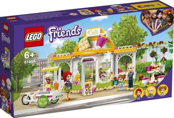 Bilde av LEGO Friends 41444 Heartlake Citys økologiske