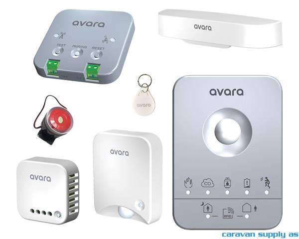 Bilde av Alarm Avara Basic Plus inkl. modem
