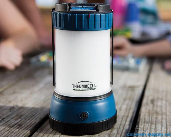 Bilde av Myggjager Thermacell Campinglanterne blå