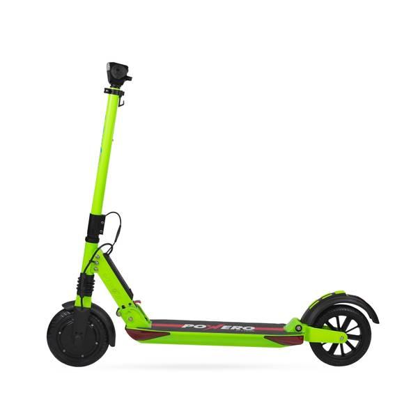 Bilde av E-scooter Powero City grønn